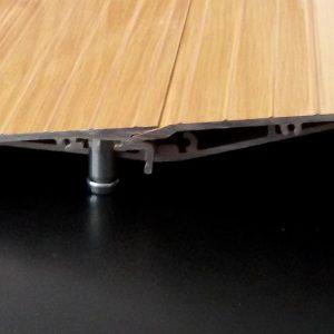 Indoor drempelhulp connectorset