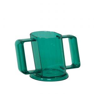 HandyCup met deksel groen