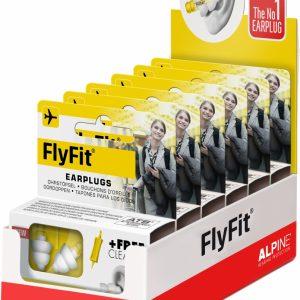FlyFit display 6 stuks