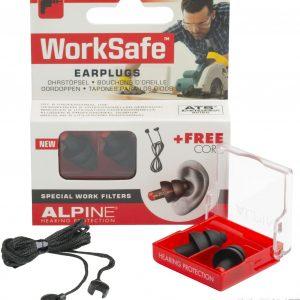 WorkSafe oordopjes 1 paar