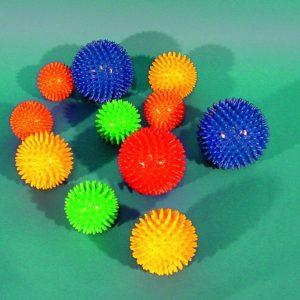 Egelballen verschillende kleuren en afmetingen