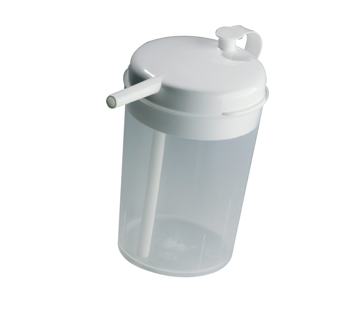 Novo Cup drinkbeker rietjes 100 stuks