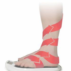 Circulation Maxx Reviver - voet